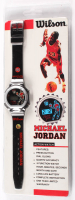 Michael Jordan Wilson Action Watch at PristineAuction.com