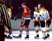 Ken Hodge Signed Bruins 8x10 Photo (Sure Shot Promotions Hologram) at PristineAuction.com