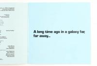 """Vintage 1977 """"Star Wars"""" Cassette Tape & Booklet at PristineAuction.com"""