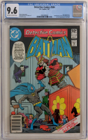 "1981 ""Detective Comics"" Issue #504 DC Comic Book (CGC 9.6) at PristineAuction.com"