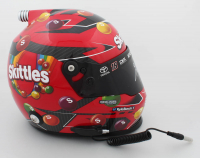 Kyle Busch Signed NASCAR Skittles Full-Size Helmet (PA COA) (See Description) at PristineAuction.com