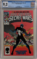 "1984 ""Secret Wars"" Issue #8 Marvel Comic Book (CGC 9.2) at PristineAuction.com"