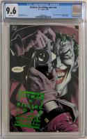 "1988 ""Batman: The Killing Joke"" DC Comic Book (CGC 9.6) at PristineAuction.com"