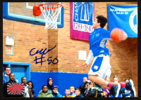 Cole Anthony Signed North Carolina Tar Heels 5x7 Photo (YSMS COA) at PristineAuction.com