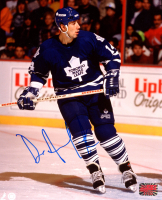 Dave Andreychuk Signed Maple Leafs 8x10 Photo (YSMS COA) at PristineAuction.com