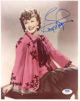 Ginger Rogers Signed 8x10 Photo (PSA COA) at PristineAuction.com
