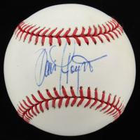 Dennis Haysbert Signed OML Baseball (PSA Hologram) at PristineAuction.com