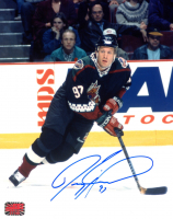 Jeremy Roenick Signed Coyotes 8x10 Photo (YSMS COA) at PristineAuction.com