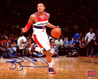 Bradley Beal Signed Wizards 8x10 Photo (YSMS COA) at PristineAuction.com