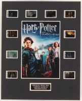 """""""Harry Potter and the Goblet of Fire"""" LE 8x10 Custom Matted Original Film / Movie Cell Display at PristineAuction.com"""