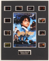 """""""Harry Potter and the Philosopher's Stone"""" LE 8x10 Custom Matted Original Film / Movie Cell Display at PristineAuction.com"""