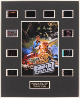 """The Empire Strikes Back"" LE 8x10 Custom Matted Original Film / Movie Cell Display at PristineAuction.com"