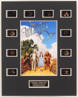"""The Wizard of Oz"" LE 8x10 Custom Matted Original Film / Movie Cell Display at PristineAuction.com"