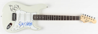 "Roger Waters & Nick Mason Signed 41"" Electric Guitar (JSA LOA) at PristineAuction.com"