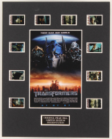 """Transformers"" LE 8x10 Custom Matted Original Film / Movie Cell Display at PristineAuction.com"