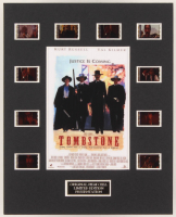 """""""Tombstone"""" LE 8x10 Custom Matted Original Film / Movie Cell Display at PristineAuction.com"""