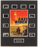 """""""Easy Rider"""" LE 8x10 Custom Matted Original Film / Movie Cell Display at PristineAuction.com"""