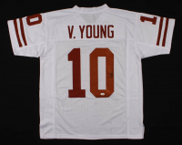Vince Young Signed Jersey (JSA COA) at PristineAuction.com
