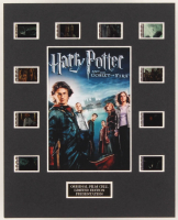 """Harry Potter and the Goblet of Fire"" LE 8x10 Custom Matted Original Film / Movie Cell Display at PristineAuction.com"