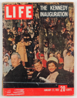 "Vintage 1961 ""Life"" Magazine at PristineAuction.com"