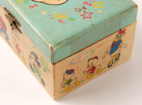 """Vitnage Walt Disney's """"Mickey Mouse"""" Musical Jewelry Box at PristineAuction.com"""