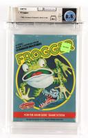 """1982 """"Frogger"""" Atari 5200 Video Game (WATA 8.5) at PristineAuction.com"""