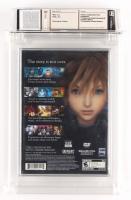 "2006 ""Kingdom Hearts II"" Playstation 2 Video Game (WATA 9.6) at PristineAuction.com"