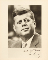 John F. Kennedy 1961 White House Issued 8x10 Photo at PristineAuction.com