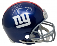 Eli Manning Signed Giants Full-Size Authentic Proline Helmet (Fanatics Hologram) at PristineAuction.com