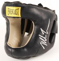 Mike Tyson Signed Everlast Boxing Headgear (PSA COA) at PristineAuction.com