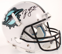 Jason Taylor Signed Full-Size Helmet (JSA COA) at PristineAuction.com
