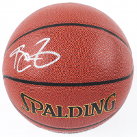 Kevin Garnett Signed NBA Basketball (Schwartz COA) at PristineAuction.com