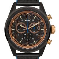 Weil & Harburg Peake Mens Swiss Chronograph Watch at PristineAuction.com