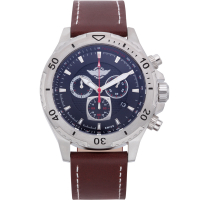 Zentler Freres Rodan Mens Chronograph Watch at PristineAuction.com