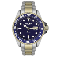 Deporte Pacific Men's Diver Style Watch at PristineAuction.com
