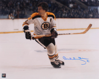 Bobby Orr Signed Bruins 16x20 Photo (Orr COA) (See Description) at PristineAuction.com