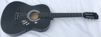 """Lyle Lovett Signed Acoustic Guitar Inscribed """"2019"""" (PSA COA) at PristineAuction.com"""