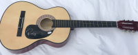 Russell Dickerson Signed Acoustic Guitar (PSA COA) at PristineAuction.com