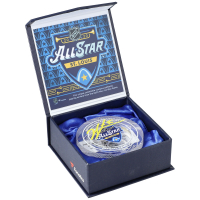 Jordan Binnington Signed 2020 All-Star Game-Used Ice Crystal Puck (Fanatics Hologram) at PristineAuction.com
