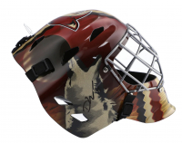 Darcy Kuemper Signed Coyotes Full-Size Goalie Mask (Fanatics Hologram) at PristineAuction.com