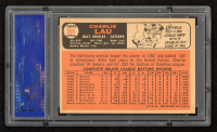 Charlie Lau 1966 Topps #368 (PSA 8) at PristineAuction.com