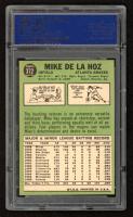 Mike de la Hoz 1967 Topps #372 (PSA 8) at PristineAuction.com