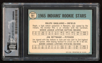 Ralph Gagliano / Jim Rittwage 1965 Topps #501 Rookie Stars RC (GAI 8) at PristineAuction.com