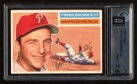 Frank Baumholtz 1956 Topps #274 (GAI 7.5) at PristineAuction.com