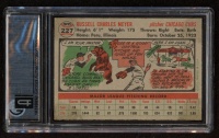 Russ Meyer 1956 Topps #227 (GAI 5) at PristineAuction.com