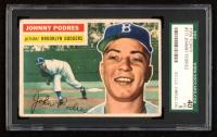 Johnny Podres 1956 Topps #173 (SGC 3) at PristineAuction.com