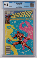 "1981 ""DareDevil"" Issue #178 Marvel Comic Book (CGC 9.4) at PristineAuction.com"