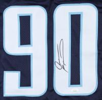 Jevon Kearse Signed Jersey (JSA COA) at PristineAuction.com
