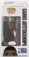 Giannis Antetokounmpo Signed Bucks #68 Funko Pop! Vinyl Figure (JSA COA) at PristineAuction.com