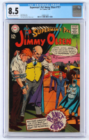 "1969 ""Superman's Pal Jimmy Olsen"" Issue #117 DC Comic Book (CGC 8.5) at PristineAuction.com"